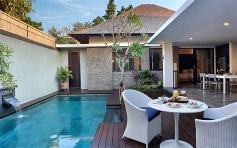 peppers seminyak   bedroom pool villa  luxury bali
