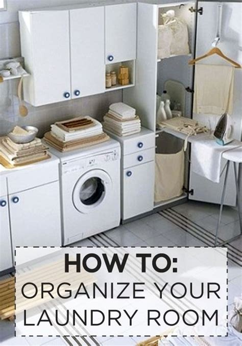 how to organize laundry room how to organize your laundry room