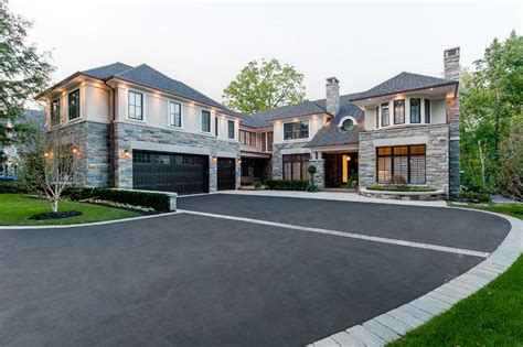 luxury homes in oakville oakville masterpiece 9 500 000 pricey pads
