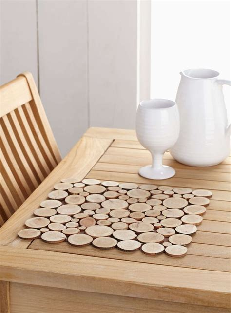 Wood Disk Placemat It Or It by The World S Catalog Of Ideas