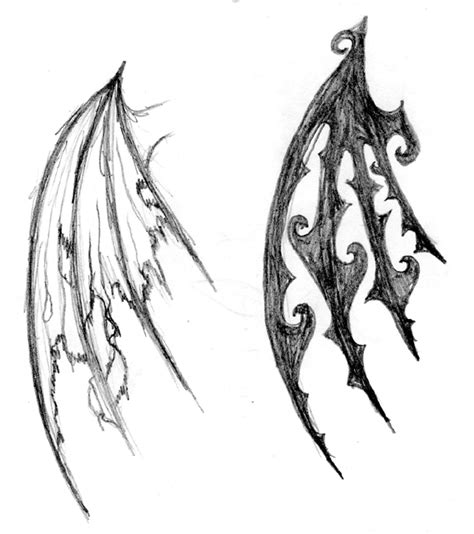 bat wing tattoo designs 1000 images about ideas wings and feathers on