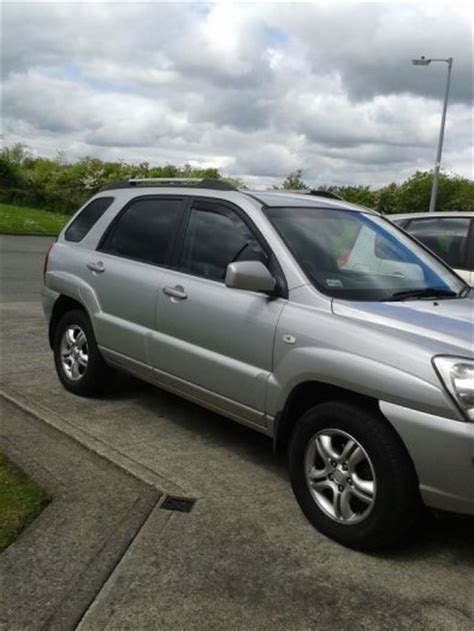 07 Kia Sportage Kia Sportage 07 D For Sale In Drogheda Louth From Shane