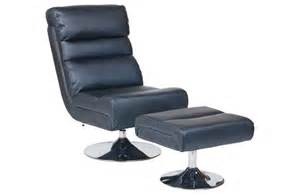 Leather Swivel Chairs Leather Swivel Office Chairs Costa Swivel Chair And Footstool