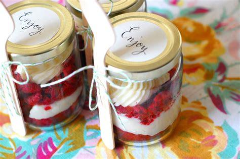 diy cake in a jar diy cupcakes in a jar