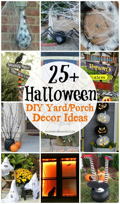 diy decorations for outside 25 diy yard porch decor ideas