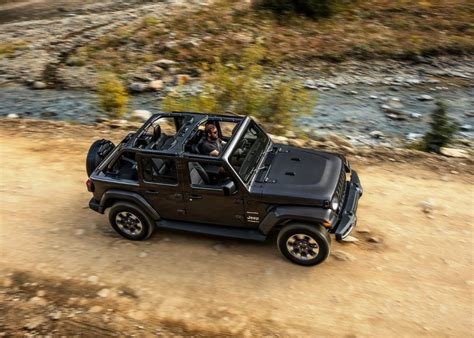 jeep unlimited 2020 2020 jeep wrangler unlimited 4x4 fuel economy new