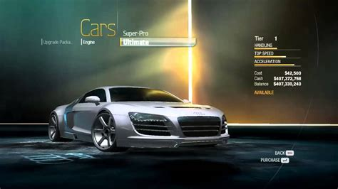 Audi R8 Youtube by Need For Speed Undercover Audi R8 Youtube