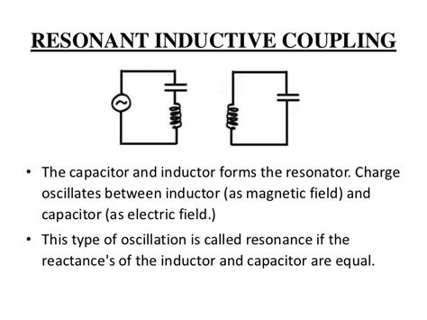 energy transfer between inductor and capacitor wireless power transmission