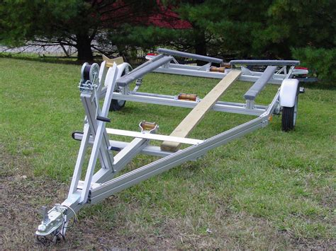 boat trailer bow winch trailer v bow stop