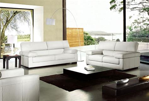 Vg81 Italian Modern Leather Sofa Set Leather Sofas Italian Leather Sofas Contemporary