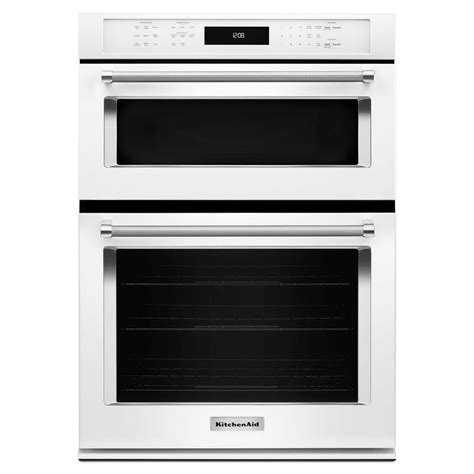kitchenaid microwave fan kitchenaid 30 in electric even heat true convection wall