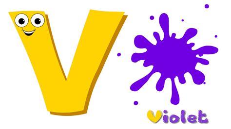 Letter V Images phonics letter v song