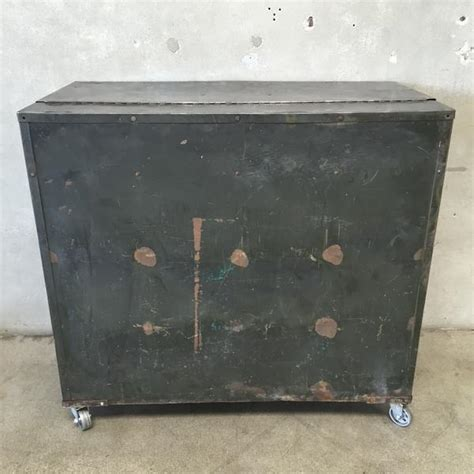 Iron Drawer by Industrial Iron 12 Drawer Cabinet Urbanamericana