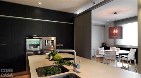immagini arredate una casa arredata con pezzi di design e finiture di