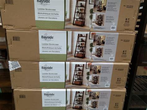 bayside furnishings ladder bookcase bayside furnishings ladder bookcase