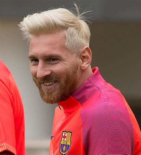 Messi New Hairstyle by Lionel Messi Hair Hairstyle Haircut Messi New Hairstyle