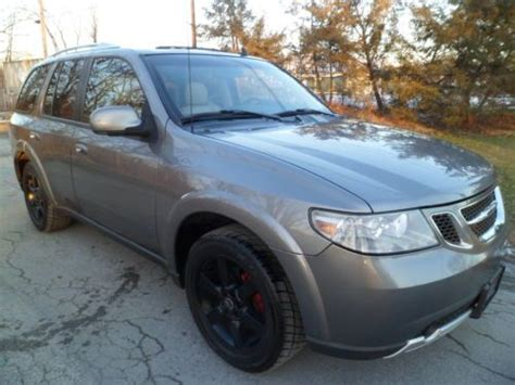 auto air conditioning repair 2005 saab 9 7x auto manual find used 2006 saab 9 7x allwheeldrive powermoonroof 4 2liter 6cylinder w airconditioning in