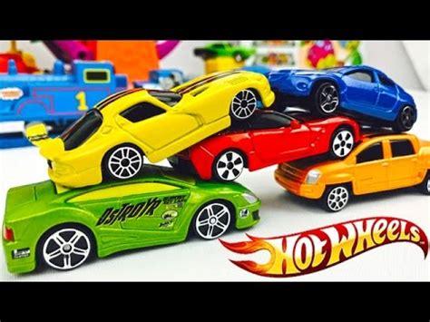 imagenes de autos hot wheels carros hot wheels para ni 241 os colores primarios carros