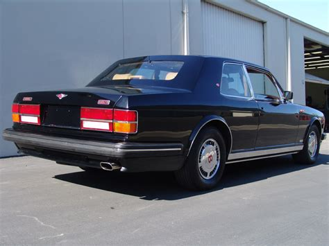 bentley turbo r custom bentley turbo r hooper coupe
