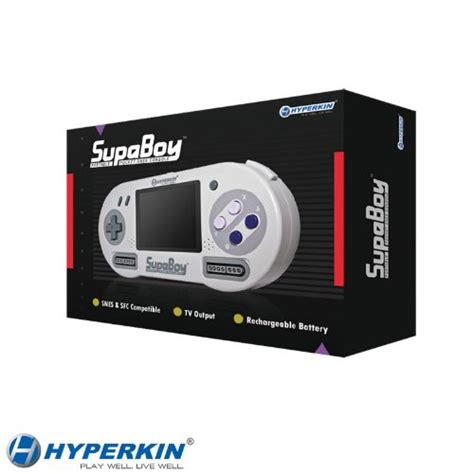 cheap snes console hyperkin supaboy portable pocket snes console for 84 99