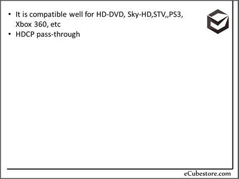 Harga Wrap Yang Bagus by Hdmi Cable 3 Ports Switcher Splitter Hub Harga Kabel