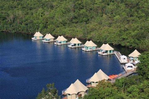 Platform Tents by Floating Lodge Southeast Asia Wanders