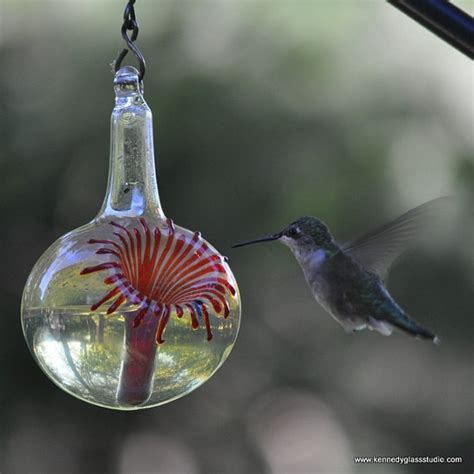 Etsy Hummingbird Feeder or the kennedy style hummingbird feeder the original one