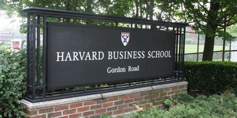 Harvard Mba Program by Harvard Pouted Magazine Design Trends