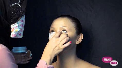 Makeup Di Sanggar Liza tutorial make up smokey by sanggar liza