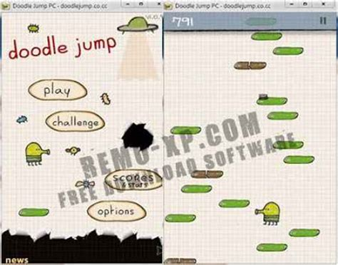 doodle jump on pc doodle jump for pc spot misteri