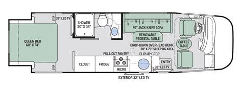thor rv floor plans new 2018 thor motor coach axis 25 2 motorhome 534478