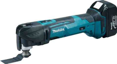 new multitool new makita cordless oscillating multi tool with tool free