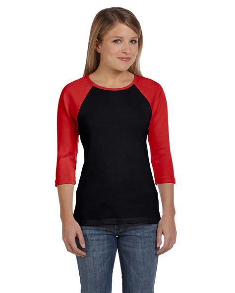 Raglan New Year 03 Ordinal Apparel new tshirt junior fit 1x1 baby rib 3 4 sleeve raglan blank b2000 ebay