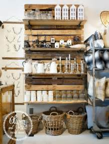 klaff s home design store awesome pallet shelving and retail on