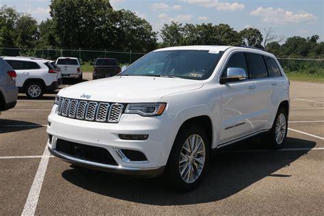 jeep summit price new 2018 jeep grand cherokee summit sport utility in