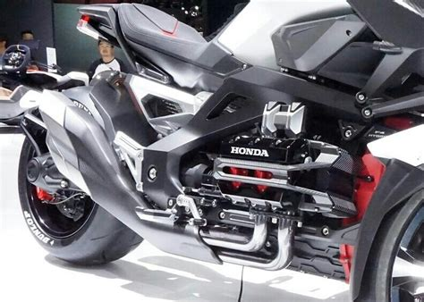 Honda Neowing 2020 by Trike Frame Plans Wallpaperall