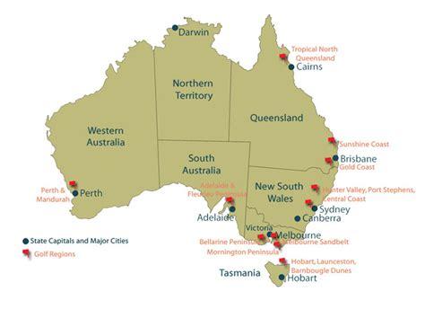 regional map of australia 12 things i learned in queensland adventuress