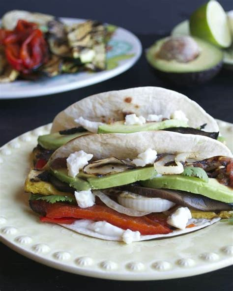 8 vegetables that act like chipotle grilled vegetable tacos taste and nourish