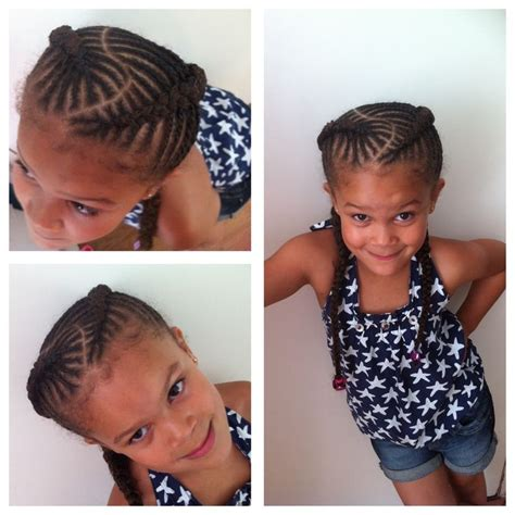 styles on braided lines 7 best two line cornrows images on pinterest protective