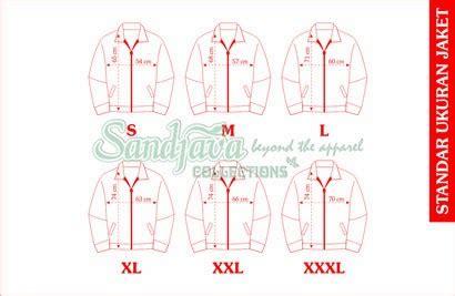 Kain Katun Golden Mella Polos standar ukuran jaket sandjava collections