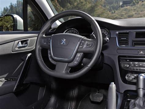 peugeot 508 interior 2012 interior peugeot 508 modelo 2012 lista de carros