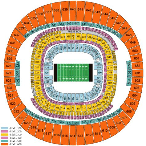 saints superdome seating map new orleans saints january 23 tickets new orleans