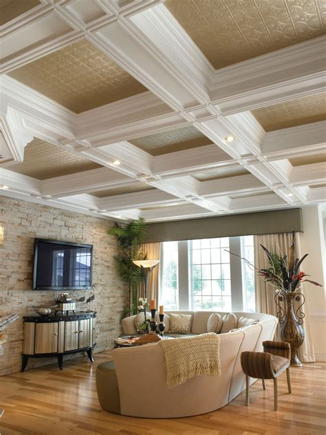 armstrong coffered ceiling remodelando la casa ceilings don t to be boring