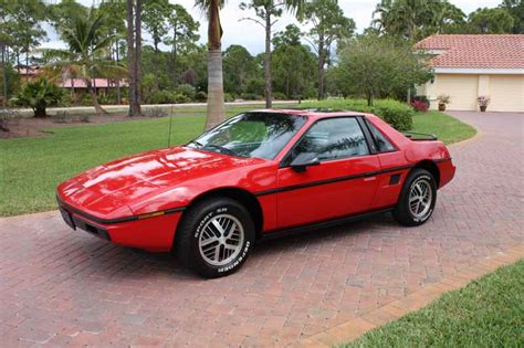 1984 Pontiac Fiero by Vwvortex This Thread Is Abouit Fieros