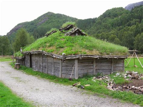 the s fjord viking style longhouse