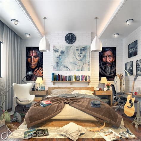 hipster guy bedroom image gallery hipster bedroom design