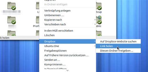 dropbox short link dropbox erleichtert das freigeben teilen von daten linux