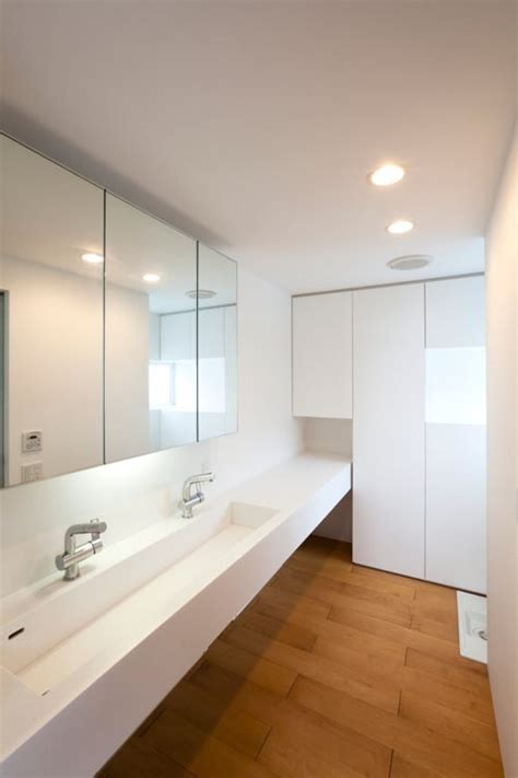 Hardwood Floor Bathroom Gorgeous Design With Discount Hardwood Floors Dig This Design