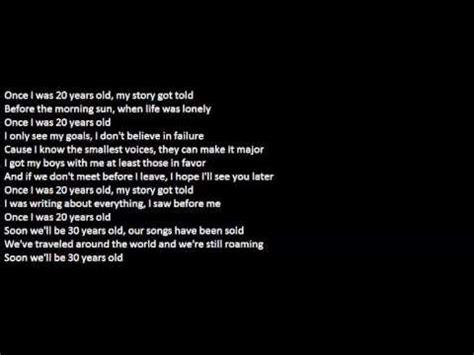 song 2 testo lukas graham 7 years lyrics testo official
