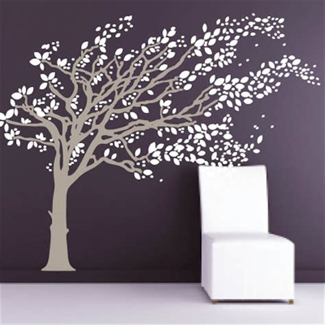 tree wall decals vinyl sticker janey mac vinyl tree wall decals